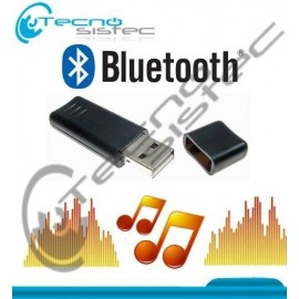 Receptor Bluetooth de Audio USB