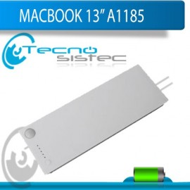 Bateria Apple A1185 Macbook White 13""