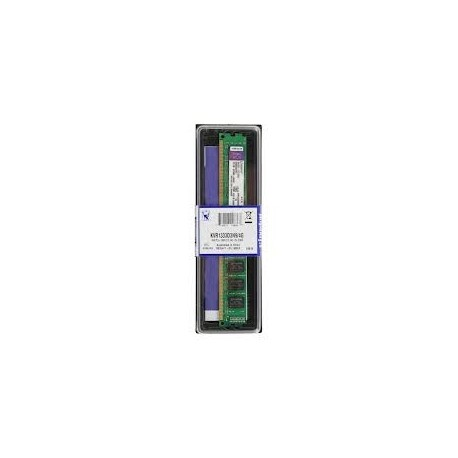 Kingston Log dimm 2GB DDR2 800Mhz. PC2-6400