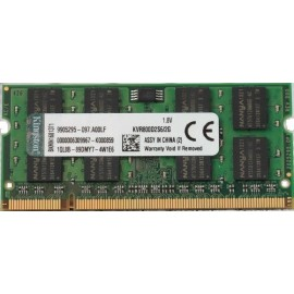 Kingston Sodimm 2GB DDR2 800Mhz. PC2-6400 CL5