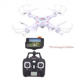 Dron con camara WIFI HD, Modelo F-805C