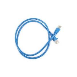 Cable de RED Cat5e Azul Marca NEXXT 0,9MT