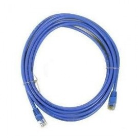 Cable de RED Cat5e Azul Marca NEXXT 3MT