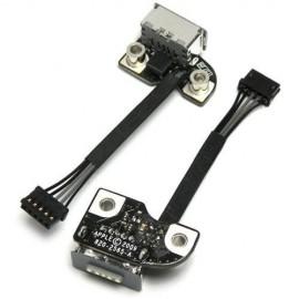 """Macbook Pro 13"""" 15"""" A1278 A1286 Dc Jack Power Conn"""
