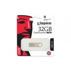 Pendrive kingston USB Metalico 32GB DTSE9H/32GBZ