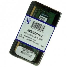 Memoria Ram Notebook DDR3 4GB 1600MHZ Kingston