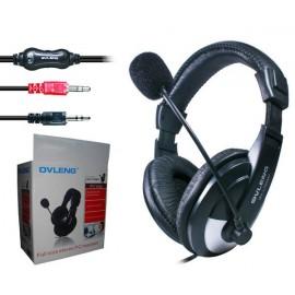 Audifono Con Microfono Ovleng OV-L750