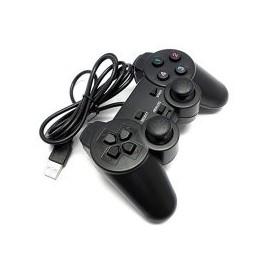 Joystick USB-701 Con Analogo y Vibrador, Para PC