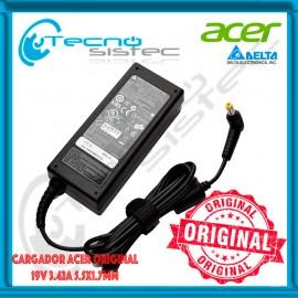 Cargador Original Acer Emachines 19V 3.42A 5.5*1.7