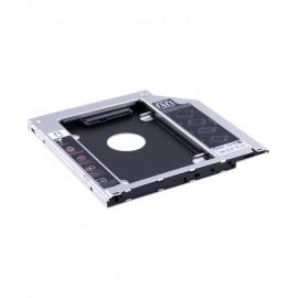 Caddy 9.5mm Mabook pro Sata para segundo Disco SSD