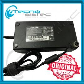 Cargador Toshiba Original 19V 9.5A 180W 4pin