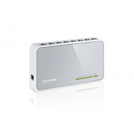 Switch TP-Link TL-SF1008D 8 Puertos