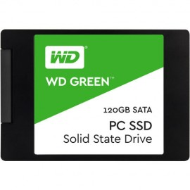 Disco Duro SSD Wester Digital Green 120GB 2.5 7mm