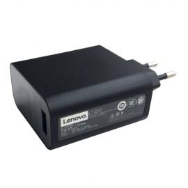 Cargador Lenovo 20V 3.25A 65W 5V 2A USB ADL65WDA