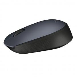 Mouse Logitech Cordless Inalámbrico M170 Negro