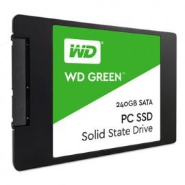 "Disco Solido SSD Wester Digital Green 240GB 2.5"" SATA 3"