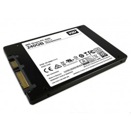 "Disco Solido SSD Wester Digital Green 240GB 2.5"" SATA 3"