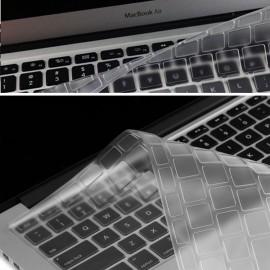 """Protector cubre teclado MacBook Pro 13 y 15"""" Transparente"""