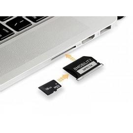 "Adaptador 8Mobility MicroSD iSlice para MacBook Pro Retina 13"" (finales 2012 - principios 2015)"