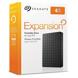 "Disco Externo Segate Expansion 2.5"" 4TB USB 3.0"