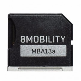 "Adaptador 8Mobility MicroSD iSlice para MacBook Air 13"", aluminio"