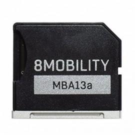 """Adaptador 8Mobility MicroSD iSlice para MacBook Air 13"""", aluminio"""