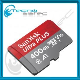 Memoria Micro SD SanDisk 400GB Ultra UHS-I microSDXC