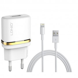 Cargador LDNIO 5V 1A Cable USB lightning Iphone