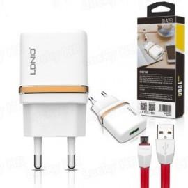 Cargador LDNIO 5V 1A Cable USB 8V Android
