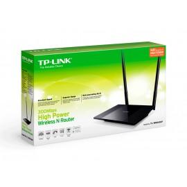 Router Inalambrico TP-link Potencia De 300mbps Tl-wr841hp
