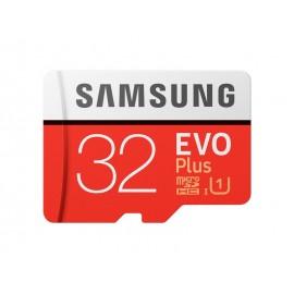 Memoria Micro Sd Samsung Evo Plus 32gb Microsdhc Mb-mc32ga