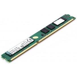 Memoria Ram DDR3 8GB 1600Mhz PC-12800 Dimm Kingston