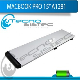 Bateria Apple Macbook Pro 15 A1281 Nuevas