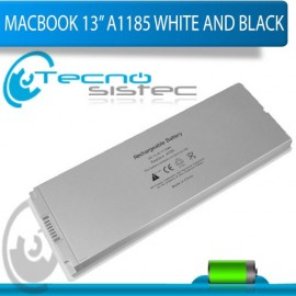 Bateria Apple A1185 Macbook White 13