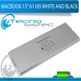 Bateria Apple A1185 Macbook White 13