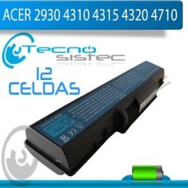 Bateria Acer Aspire 4310 4710 5735 12cel. Alta dur