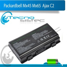 Bateria Packardbell C2 Mx45 Mx35 Y Asus X51 T12
