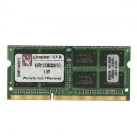 Kingston Sodimm 2GB DDR3 1333Mhz. PC10600