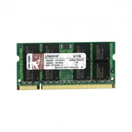 Kingston Sodimm 1GB DDR2 667Mhz. PC2-5300