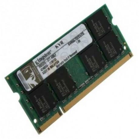 Kingston Sodimm 2GB DDR2 667Mhz. PC2-5300