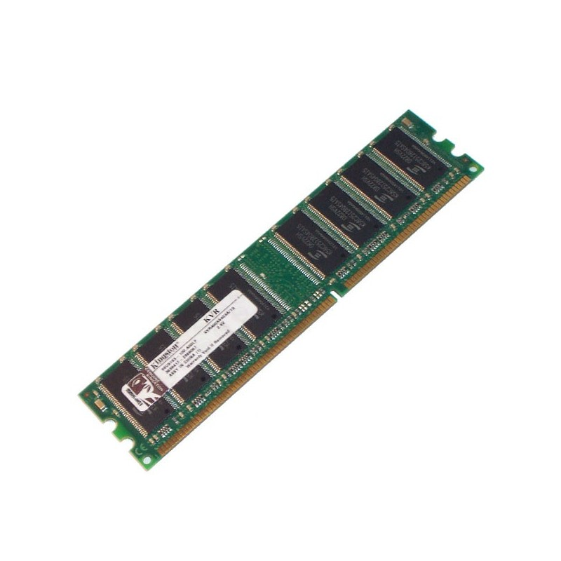 Memoria Ram Kingston Dimm Ddr 1gb 333mhz Tecnosistec Cl