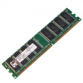 Kingston DIMM DDR1 1GB 400Mhz.