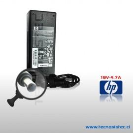 Cargador HP Punta Aguja 90W Alternativo