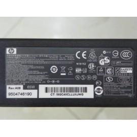 HP Compaq Punta Amarilla 18.5V 3.5A Original