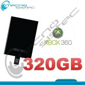 Disco Duro 320gb Para Xbox 360 Slim