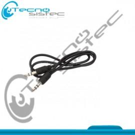 Cable Auxiliar 3.5 mm a 3.5mm (Macho a Macho)