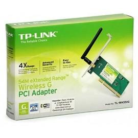 TARJETA PCI WIFI 54MB TL-WN551 Atheros