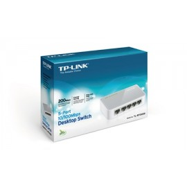 Switch Tp-link TL-SF1005D 10/100Mbps 5 Port