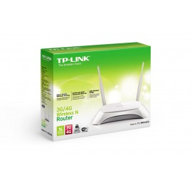 ROUTER N 3G CON USB TL-MR3420 300MBPS