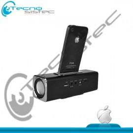 Parlante Dock para iPhone 4/4S iPod con bateria